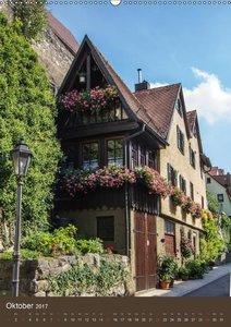 Mittelalterliches Besigheim (Wandkalender 2017 DIN A2 hoch)