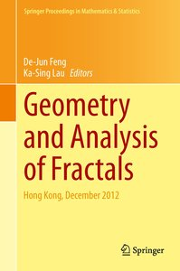 Geometry and Analysis of Fractals