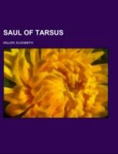 Saul of Tarsus; a tale of the early Christians