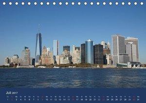 New York (Tischkalender 2017 DIN A5 quer)