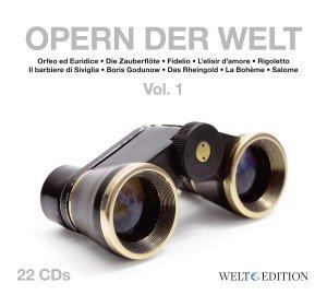 Opern der Welt Vol.1