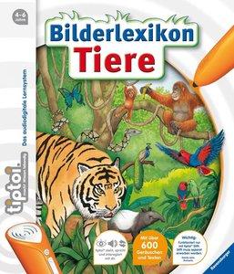 Ravensburger 5956 - Tiptoi Bilderlexikon Tiere