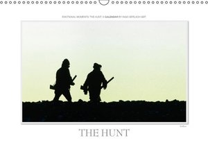 Emotional Moments: The Hunt. UK-Version (Wall Calendar 2015 DIN