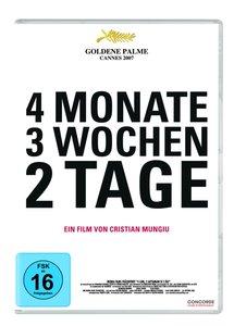 4 Monate,3 Wochen,2 Tage (DVD)