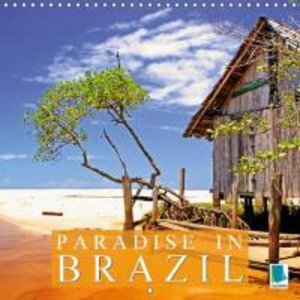 Paradise in Brazil (Wall Calendar 2015 300 × 300 mm Square)