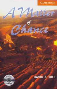 A Matter of Chance. Buch und CD