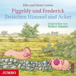Piggeldy Und Frederick.Zwischen Himmel Und Acker