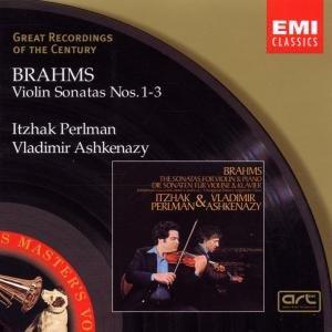 Perlman, I: Violinsonaten