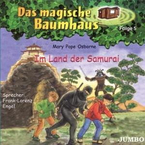 Das Magische Baumhaus 05/Samurai,Im Land Der
