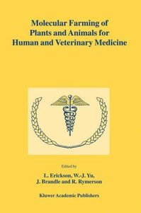Molecular Farming of Plants and Animals for Human and Veterinary
