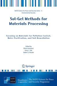 Sol-Gel Methods for Materials Processing