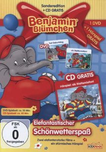 Sp.DVD 2 Filme Geburtst./Wetterelef.+CD (425601)