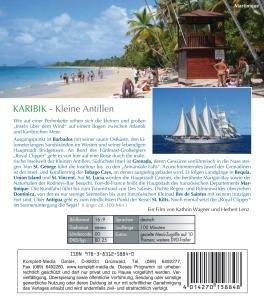 Kleine Antillen,Inseln ü.d.Wind