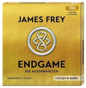 Endgame (2 MP3 CD)