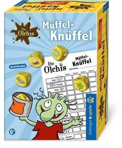 Die Olchis Müffel-Knüffel