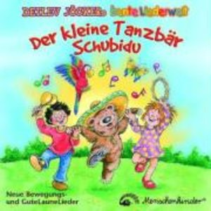 Der Kleine Tanzbär Schubidu