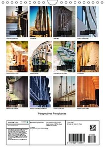 Perspectives Perspicaces (Calendrier mural 2015 DIN A4 vertical)