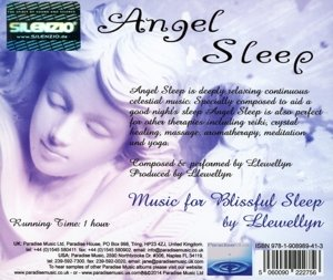 Angel Sleep-Music for Blissful Sleep