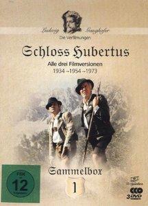 Schloss Hubertus (1934, 1954, 1973) - Die Ganghofer Verfilmungen
