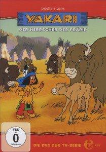 (12)DVD z.TV-Serie-Der Herrscher Der Prärie