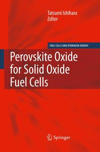 Perovskite Oxide for Solid Oxide Fuel Cells