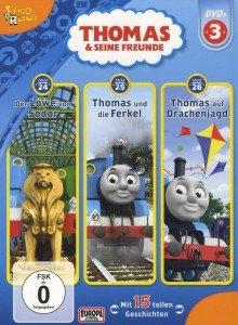 Thomas & seine Freunde 3er DVD 03 - Folgen 24 / 25 /26