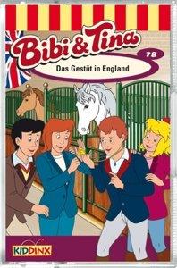 Folge 78: Das Gestüt in England