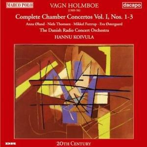 Sämtliche Kammerkonzerte Vol.1