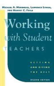 Working with Student Teachers