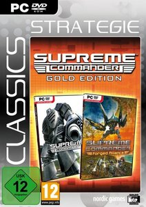 Strategie Classics: Supreme Commander - Gold Edition