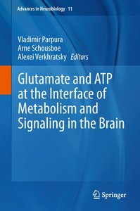 Glutamate and ATP at the Interface of Metabolism and Signaling i