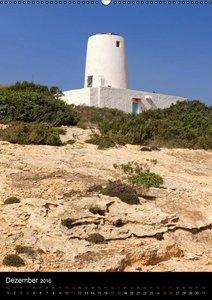 Ibiza und Formentera (Wandkalender 2016 DIN A2 hoch)