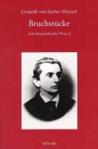Bruchstücke. Autobiographische Prosa, Bd. 2