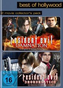 BEST OF HOLLYWOOD - Resident Evil: Degeneration / Resident Evil: