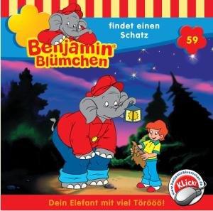 Benjamin Blümchen 059 findet einen Schatz