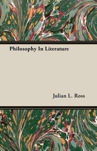 Philosophy In Literature
