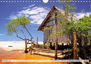 Paradiesisches Brasilien (Wandkalender 2016 DIN A4 quer)