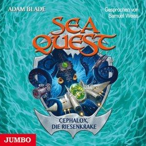 Sea Quest 1-Cephalox,Die Riesenkrake