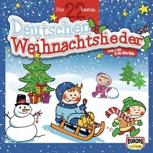 Die 22 schönsten deutschen Weihnachtslieder