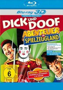 Dick und Doof - Abenteuer im Spielzeugland 3D