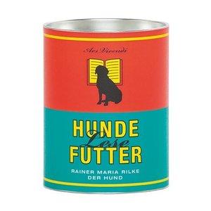 HundeLeseFutter - Rilke, Der Hund