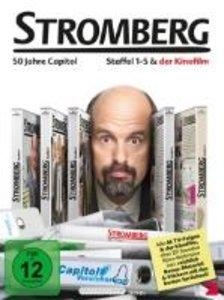Stromberg-Box - Staffel 1-5 + Film