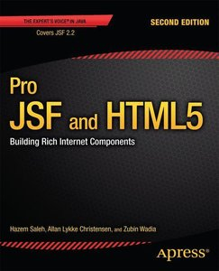 Pro JSF and HTML5