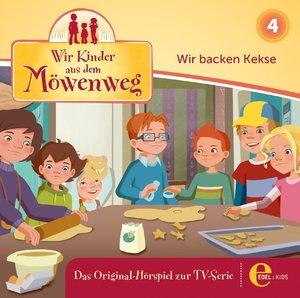 (4)Original Hörspiel z.TV-Serie-Wir Backen Kekse