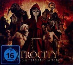 Die Gottlosen Jahre (CD + 2 DVD)
