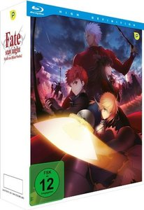 Fate/stay night - Blu-ray 1 + Sammelschuber - Limited Edition