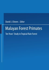 Malayan Forest Primates