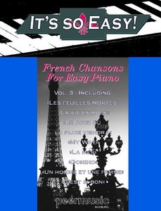 It's So Easy, Vol. 3 - French Chansons