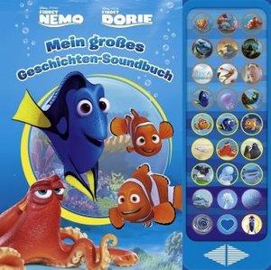 Disney Nemo/Dorie: Mein großes Geschichten-Soundbuch - 27 Button
