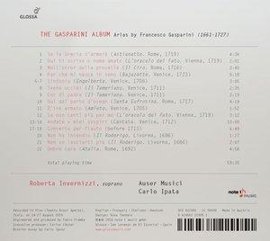 The Gasparini Album - Arien